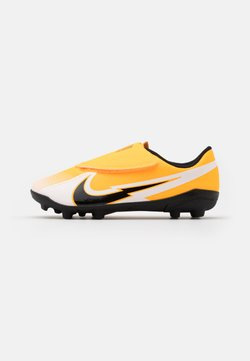 Nike Performance - MERCURIAL JR VAPOR 13 CLUB MG UNISEX - Chaussures de foot à crampons - laser orange/black/white