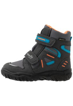 Superfit - HUSKY - Snowboot/Winterstiefel - grau/orange