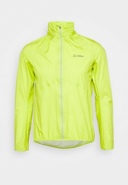 LÖFFLER - BIKE JACKET AERO POCKET - Windbreaker - light green