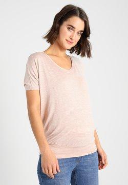 Pomkin - Camiseta básica - pink/gold
