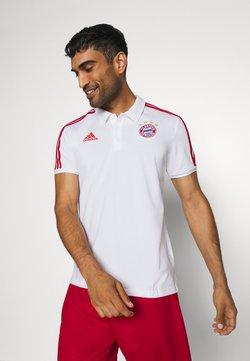 adidas Performance - FC BAYERN MÜNCHEN LIFESTYLE 3-STREIFEN - Vereinsmannschaften - white