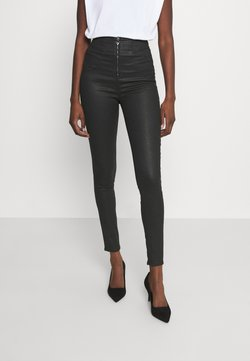 Guess - KAT  - Jeansy Skinny Fit - black