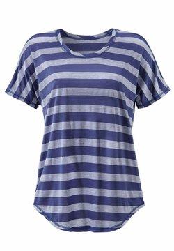 Beach Time - T-Shirt print - marine