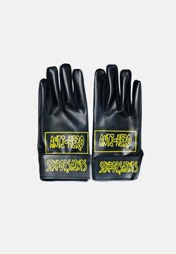 SEXFORSAINTS - Fingerhandschuh - metallic black