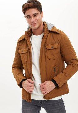 DeFacto - Winterjacke - brown