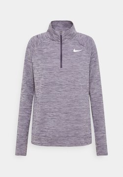 Nike Performance - PACER - Camiseta de deporte - dark raisin/reflective silver