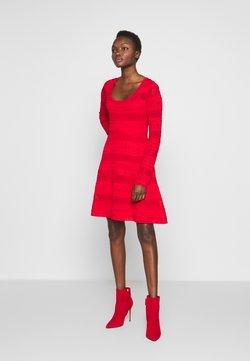 M Missoni - DRESS - Neulemekko - red