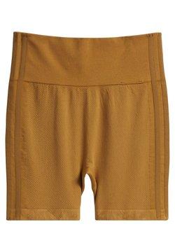 adidas Originals - Ivy Park Circular knit High Waist Short - Shorts - mesa