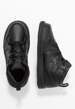 Jordan - 1 MID - Basketbalschoenen - black