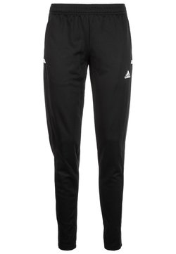 adidas Performance - TEAM 19  - Spodnie treningowe - black/white