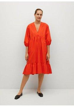 Mango - POME-H - Vestido ligero - orange