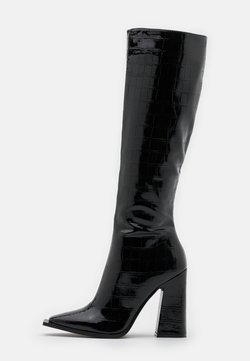 RAID - SPHERE - High heeled boots - black