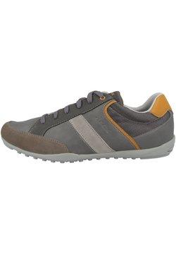 Geox - U GARLAN B - Sneaker low - anthracite-stone (u023gb05422c9a9m)