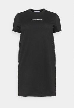 Calvin Klein Jeans Plus - MILANO DRESS - Vestido ligero - black