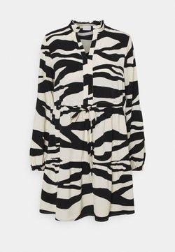 VILA PETITE - VIOMINA DRESS - Freizeitkleid - black