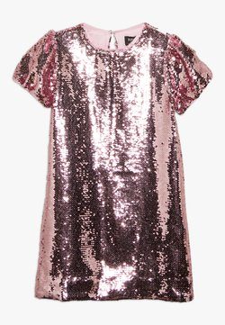 Bardot Junior - HARRIET SEQUIN DRESS - Cocktailkleid/festliches Kleid - pink rose