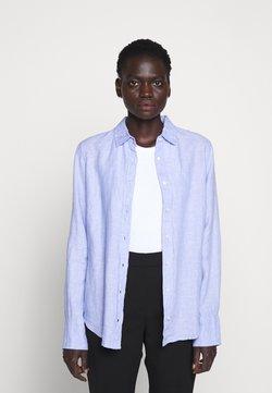 J.CREW - PERFECT IN BAIRD - Koszula - french blue