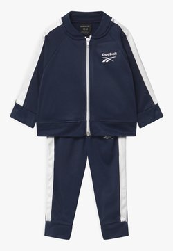 Reebok - POLY CLASSIC ZIP SET  - Trainingsvest - navy