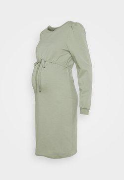 Supermom - DRESS - Jerseykjole - seagrass