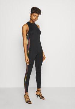 adidas Originals - STAGESUIT - Overall / Jumpsuit - black