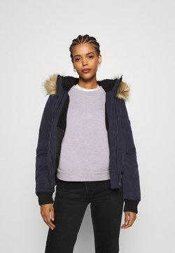 Superdry - Winterjacke - navy