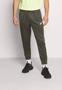 Nike Sportswear - REPEAT - Jogginghose - cargo khaki