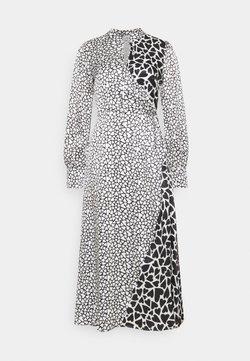 Olivia Rubin - NELL DRESS - Maxikleid - black / white