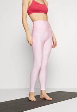 Cotton On Body - REVERSIBLE 7/8 - Tights - peony pink
