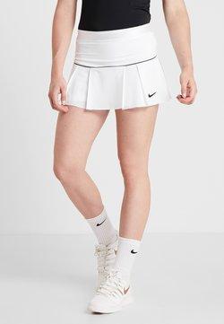 Nike Performance - VICTORY SKIRT - Urheiluhame - white/black