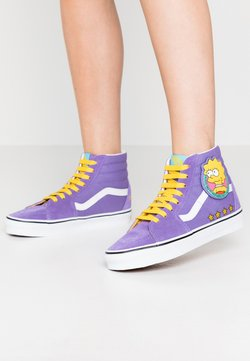 Vans - Sneakers alte - purple