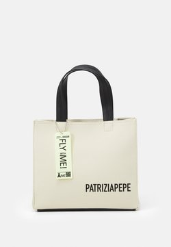 Patrizia Pepe - BORSA BAG - Handbag - natural beige