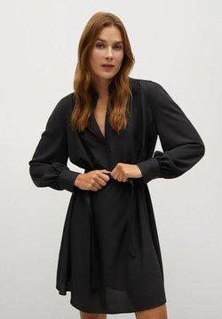 Mango - BASIC - Korte jurk - noir