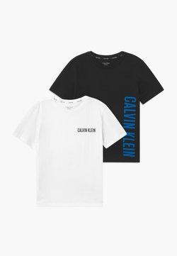 Calvin Klein Underwear - TEES 2 PACK  - Undershirt - white