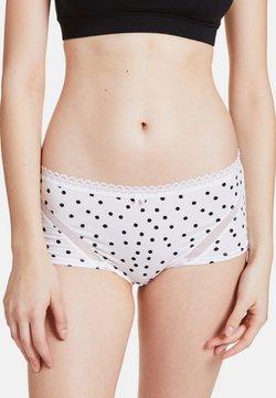 Vatter - EASY EMMA - Panties - white/black