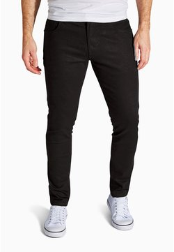 Next - SUPER SKINNY - Jeans Skinny Fit - black