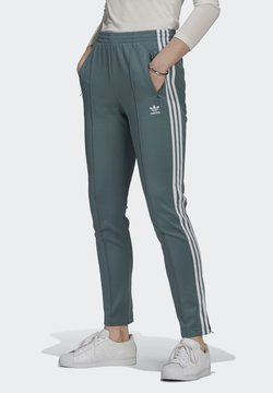 adidas Originals - PANTS - Jogginghose - hazy emerald