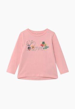 Name it - NMFLANAYA - Langærmede T-shirts - coral blush