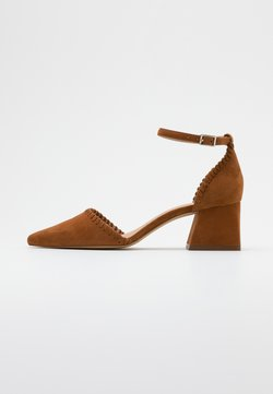 Zign - Pumps - cognac