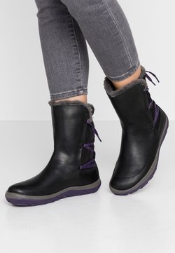 Camper - PEU PISTA - Winter boots - black