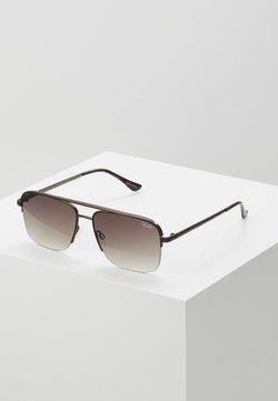 QUAY AUSTRALIA - POSTER BOY RIMLESS - Gafas de sol - bronze-coloured/brown