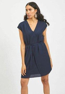 Vila - Korte jurk - navy blazer
