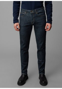 Marc O'Polo - Jeans Straight Leg - rubberball rinsed wash
