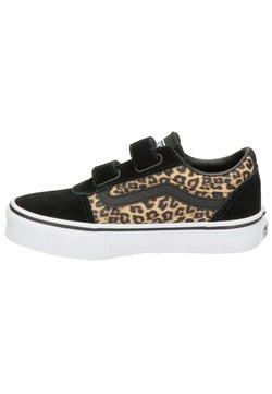 Vans - Sneakers laag - zwart
