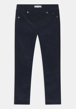 Tommy Hilfiger - PULL ON - Pantalones - blue