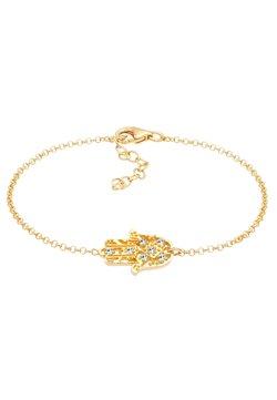 Elli - HAMSA HAND - Pulsera - gold