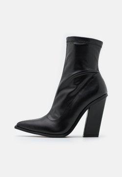 Koi Footwear - VEGAN - Stivaletti con tacco - black
