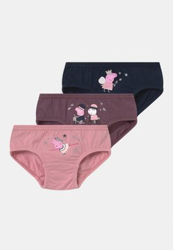 Name it - NMFPEPPAPIG 3 PACK - Slip - dark sapphire