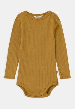 Joha - BASIC UNISEX - Body / Bodystockings - mustard yellow