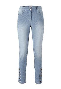 Alba Moda - Jeans Slim Fit - off-white,blue bleached