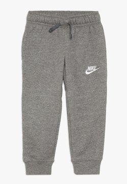 Nike Sportswear - CLUB CUFF PANT - Spodnie treningowe - carbon heather